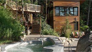 La Source Bains Nordiques de Rawdon : Le paradis de la relaxation!