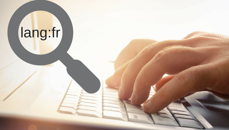 Comment filtrer les résultats sur Hootsuite par langue?