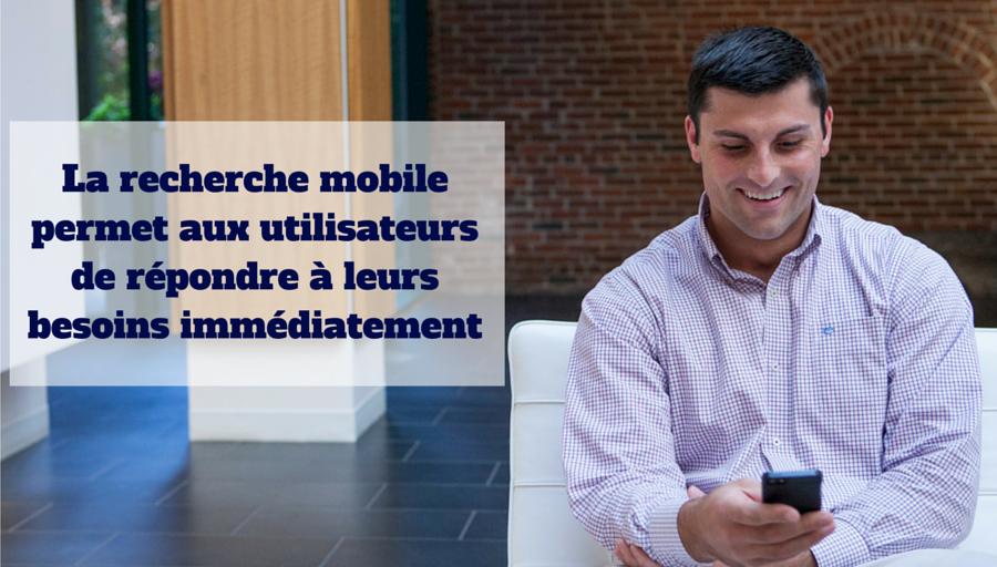 L'utilisation du mobile au Canada et l'impact sur votre entreprise