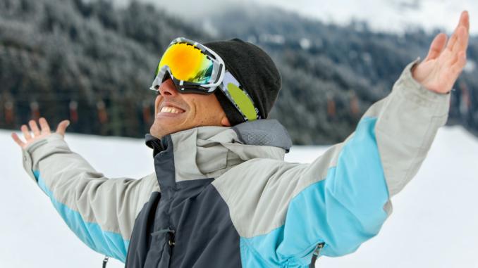 Enfin, de la neige pour les skieurs!