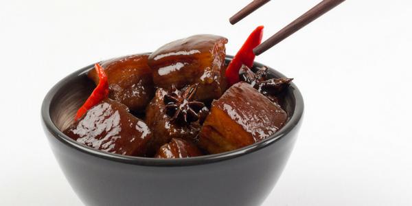 Recette : Flanc de porc braisé à la chinoise