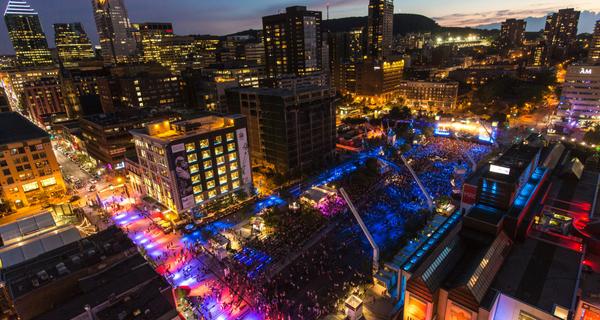 30 festivals et événements à ne pas manquer cet été à Montréal