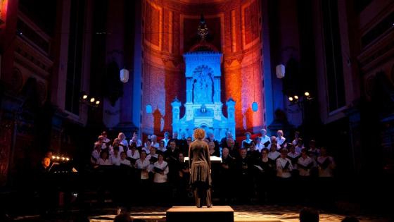 Temps des Fêtes : Le Musée de l'Amérique francophone célèbre en musique