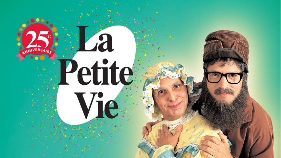 Pointe-à-Callière fête les 25 ans de la série culte La Petite Vie